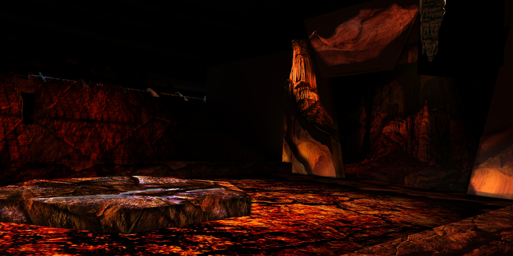 Loki's Lair sample rendering