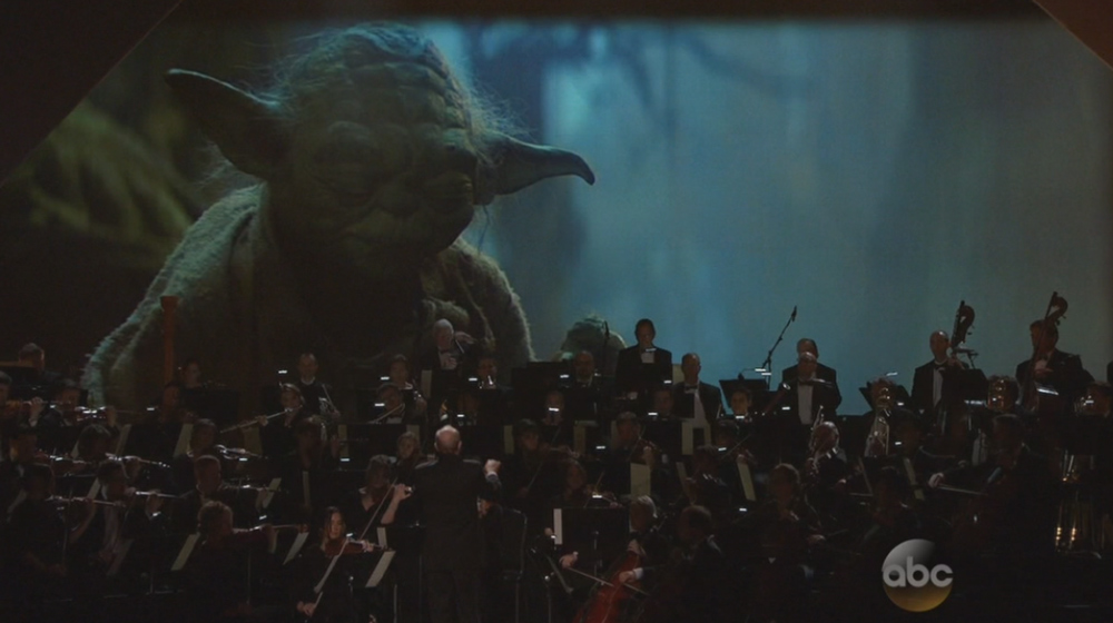 """The imagery of Star Wars presented with an amazing orchestra was simply fantastic."" - podkeeters.com"