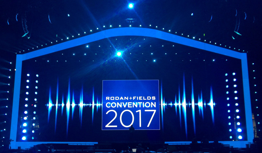 Rodan + Fields Convention 2017