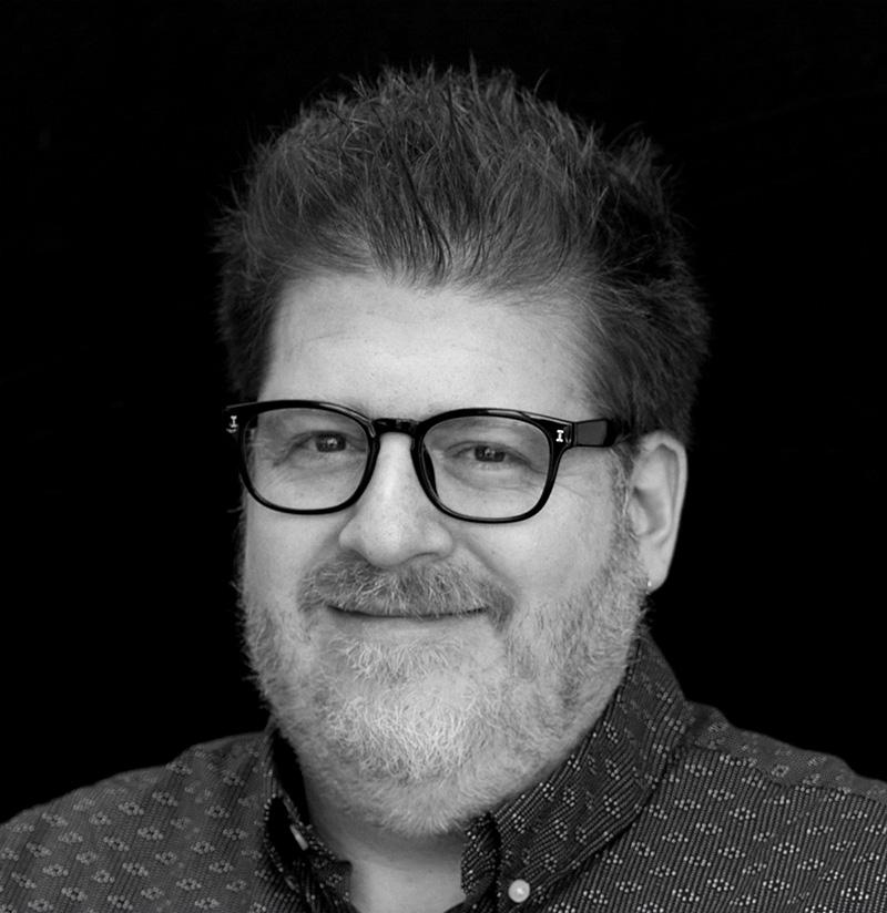 Zak Borovay - Principal Designer - Screens Producer