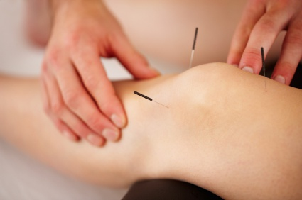 Salt Lake City Chiropractor Dry Needling Knee and Back Pain