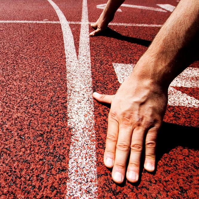 BEGINNING RUNNING -