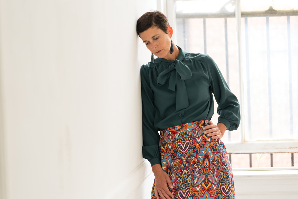 Miro blouse and Cosette skirt
