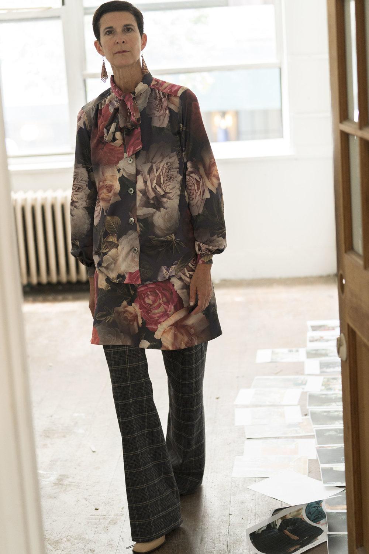 Miro blouse • Coco slip • Aki pants