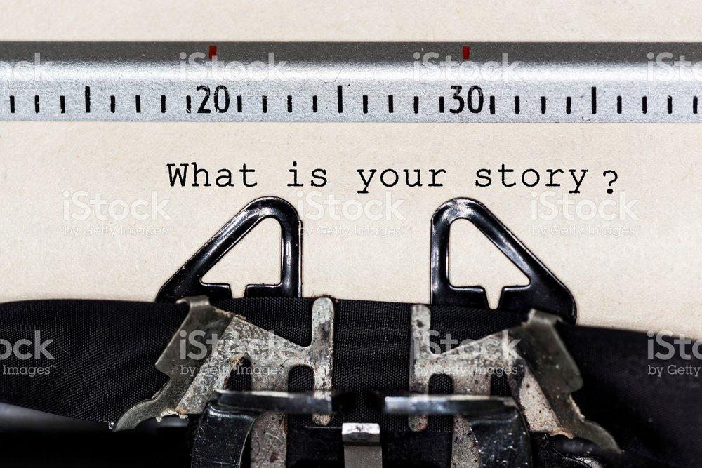 tell the right story read more