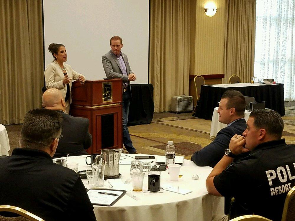 Stacey Escalante, Escalante Media Management Adam Coughran, Axellium