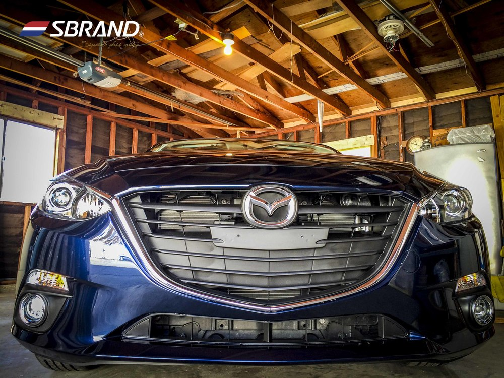 Mazda 3 - Glass Coating