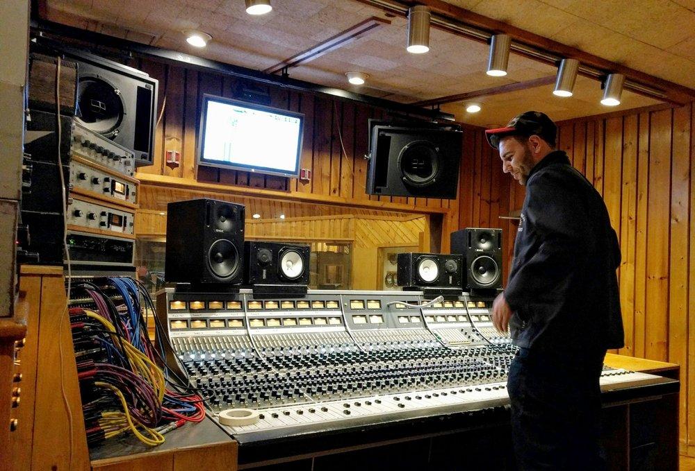 @ Avatar Studios, NYC