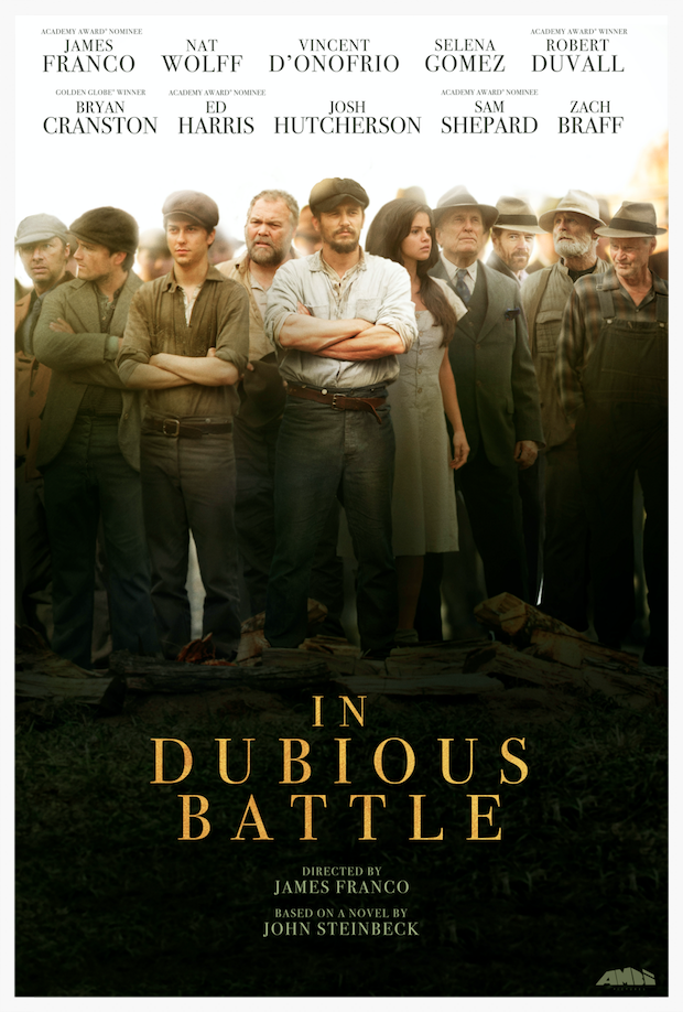 Image result for john steinbeck in dubious battle