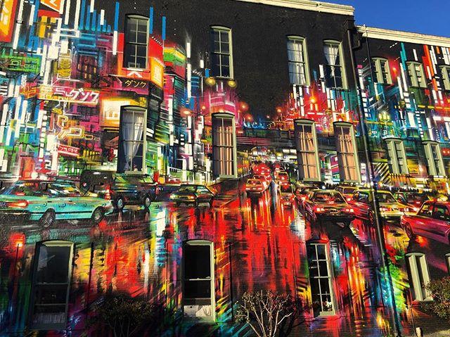 I fucking love stuff like this.. #iamklyce #streetart #murals #art #eureka #mylife #humboldt #amazing