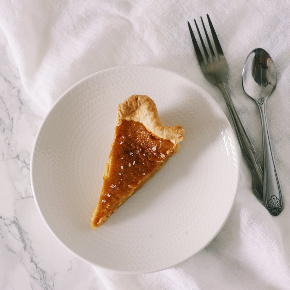 Brooklyn's Four & Twenty Blackbirds: Salty Honey Pie