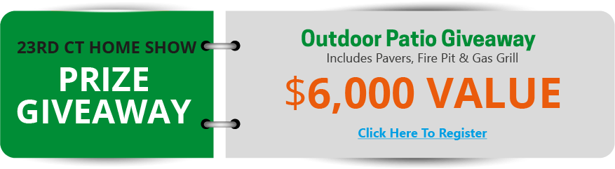 Enter for a chance to win $6,000 outdoor patio.