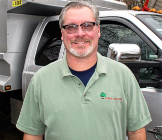 Steve Walowski and Hillside Landscaping are now certified for pest control and tick removal in CT.