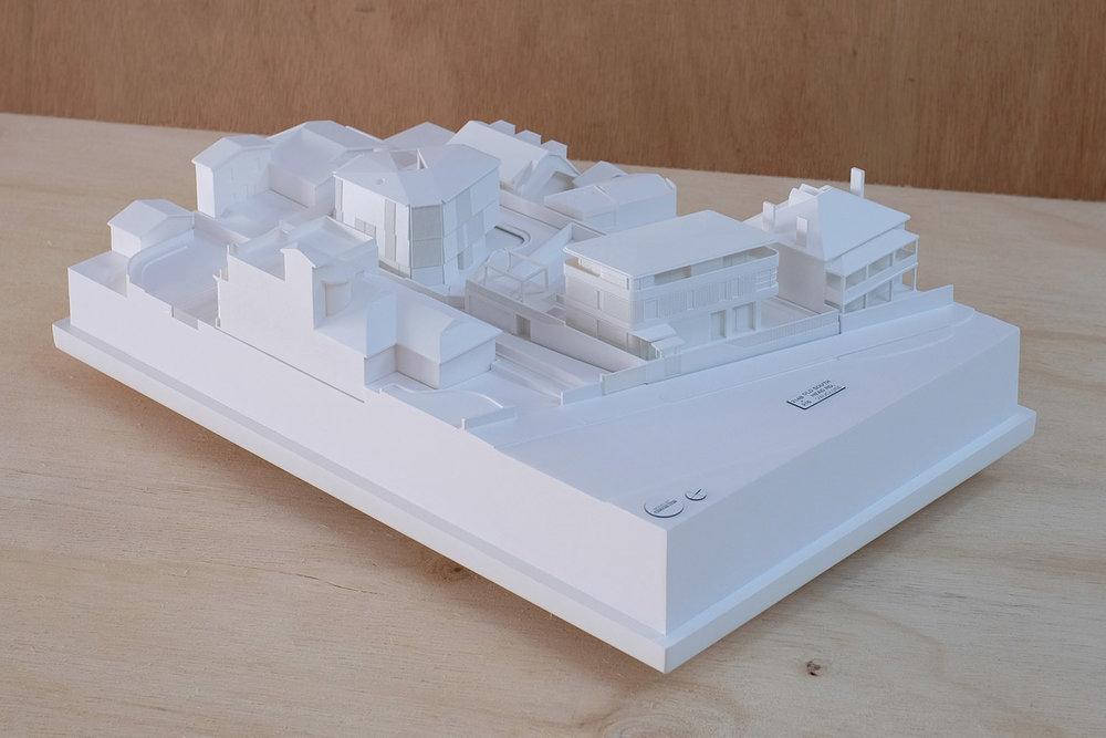 DA model in Vaucluse