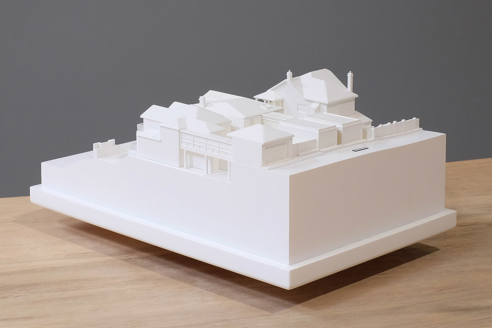 Development Application model for Mosman Council