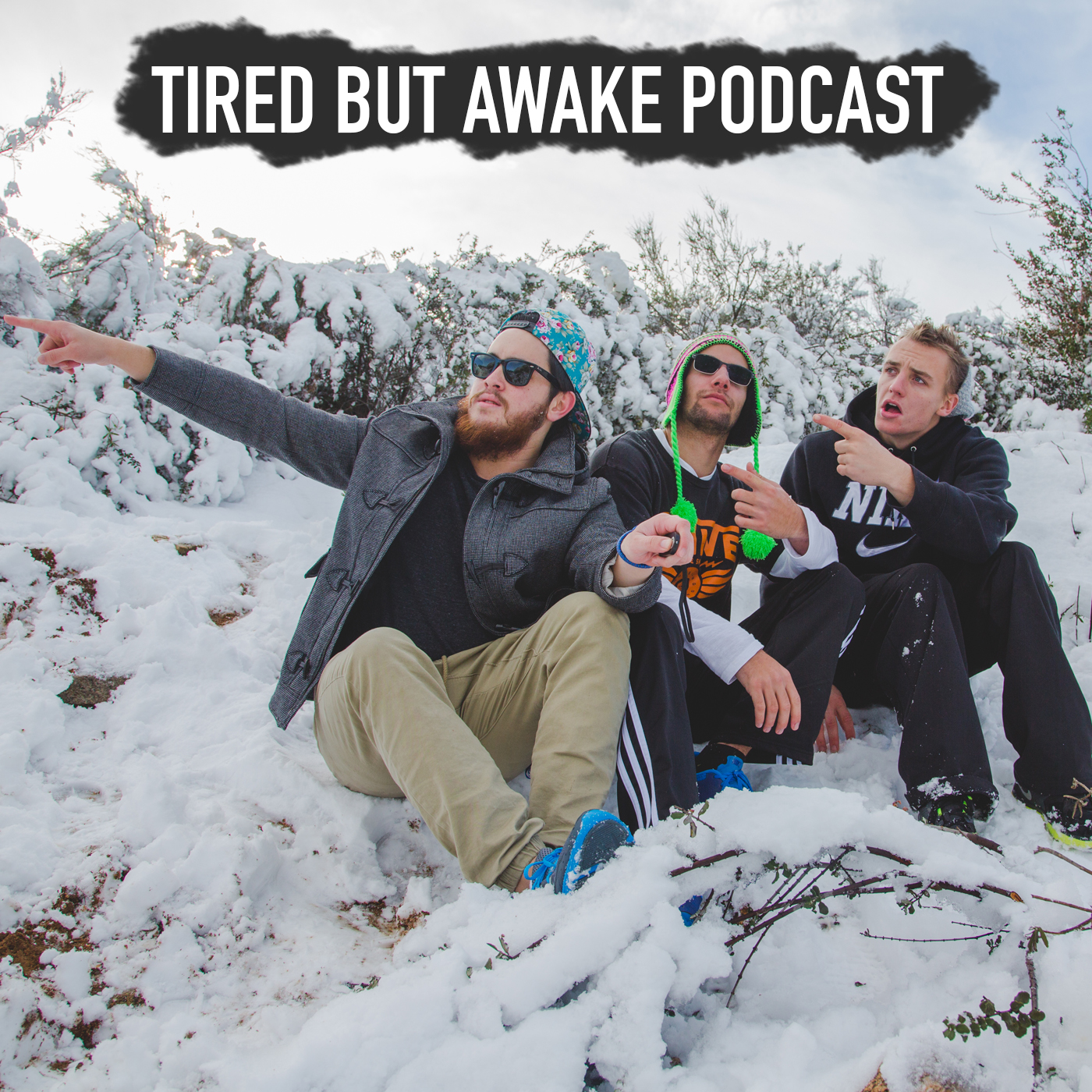 Tired But Awake Podcast - Jon Beltz