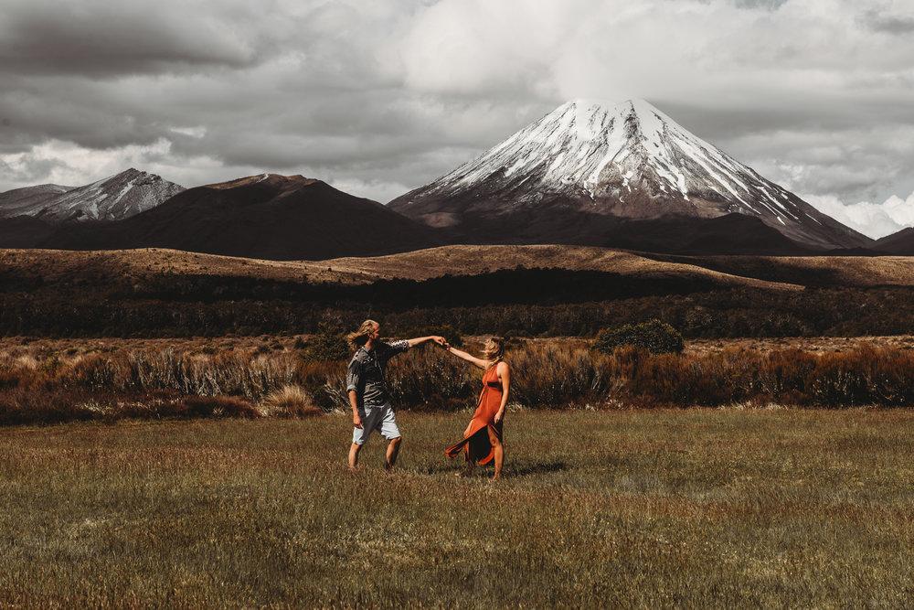 New Zealand Epic Elopement