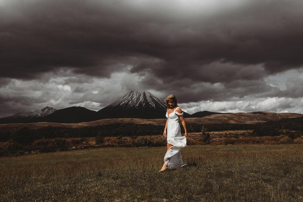 New Zealand North Island Wedding
