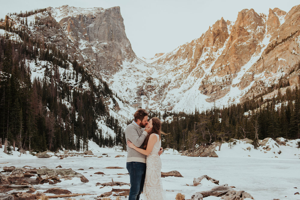 Simplify your wedding by eloping in a National Park.