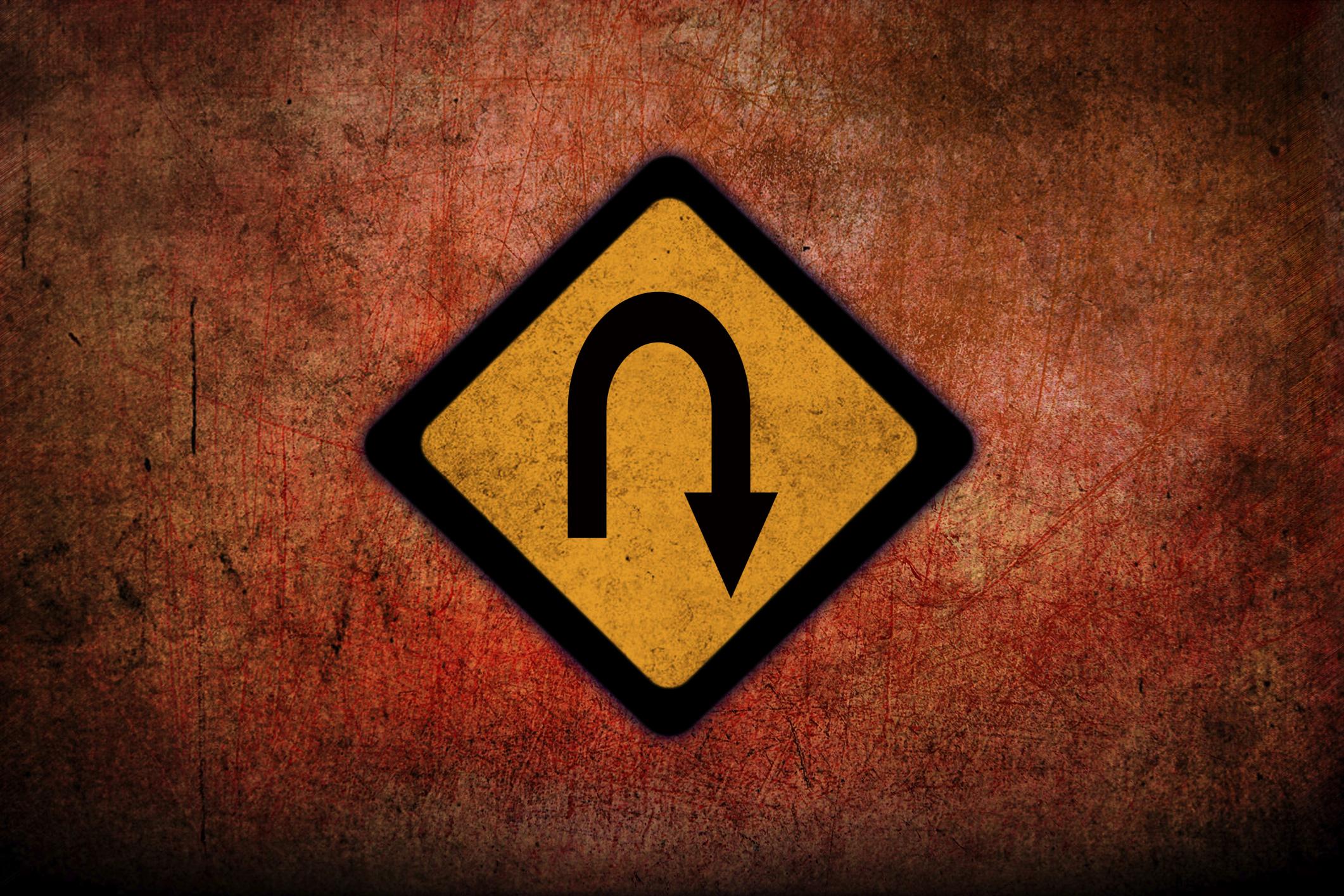 WE: U-Turn