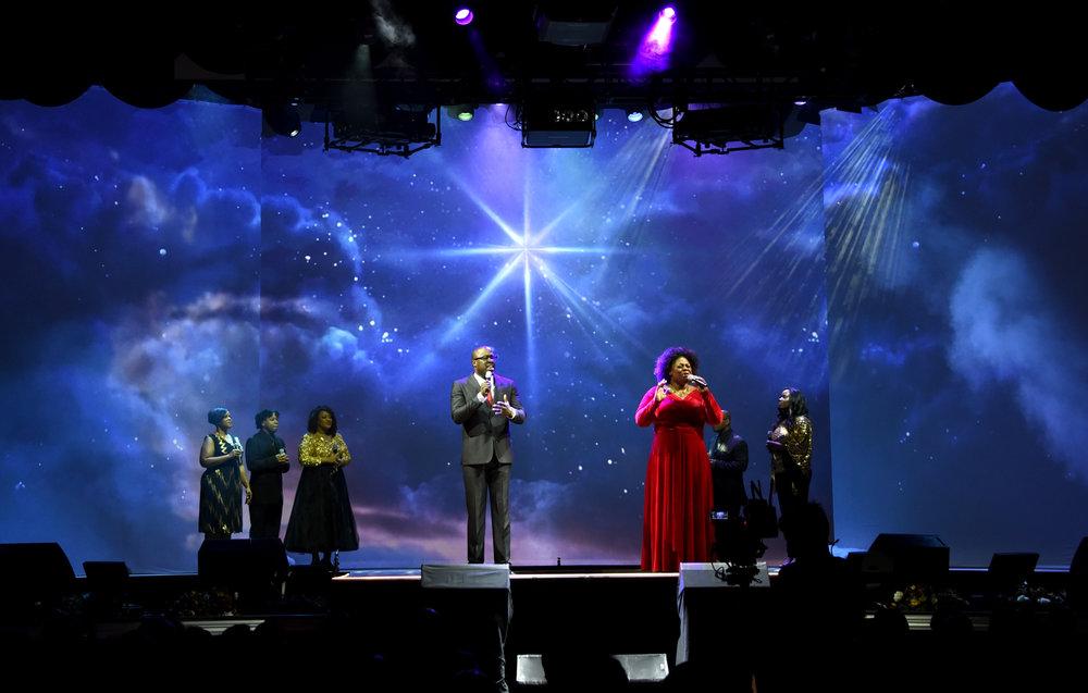 Christian Cultural Center Christmas Concert