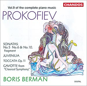 Prokofiev: Complete Piano Music, Vol. 9