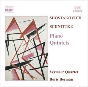 Shostakovich / Schnittke: Piano Quintets
