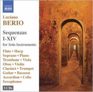 Berio: Sequenza IV for piano