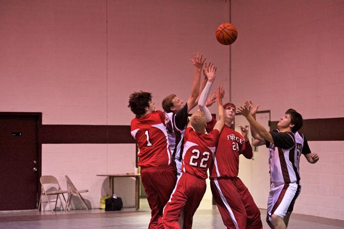 Basketball game Kilgore Longview Texas
