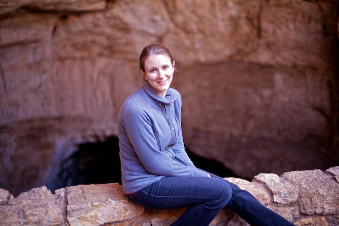 Carlsbad Caverns Cave Park New Mexico Naomi VanDoren