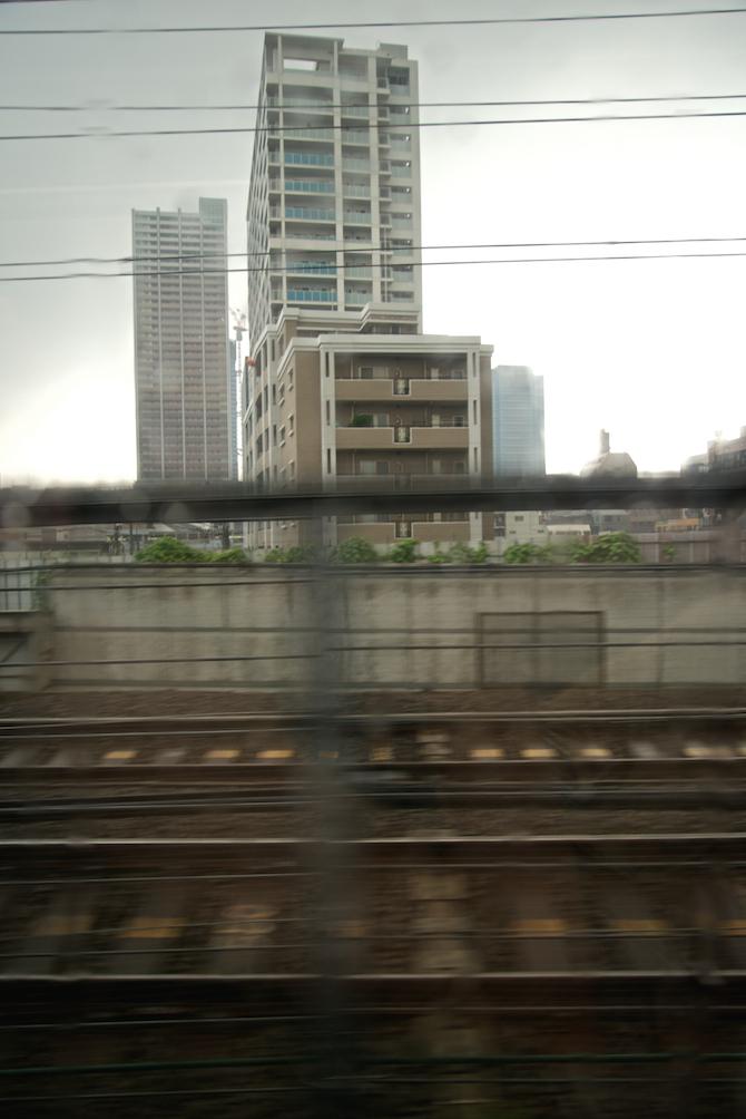 Narita Express Tokyo, Japan | NaomiVanDoren.com