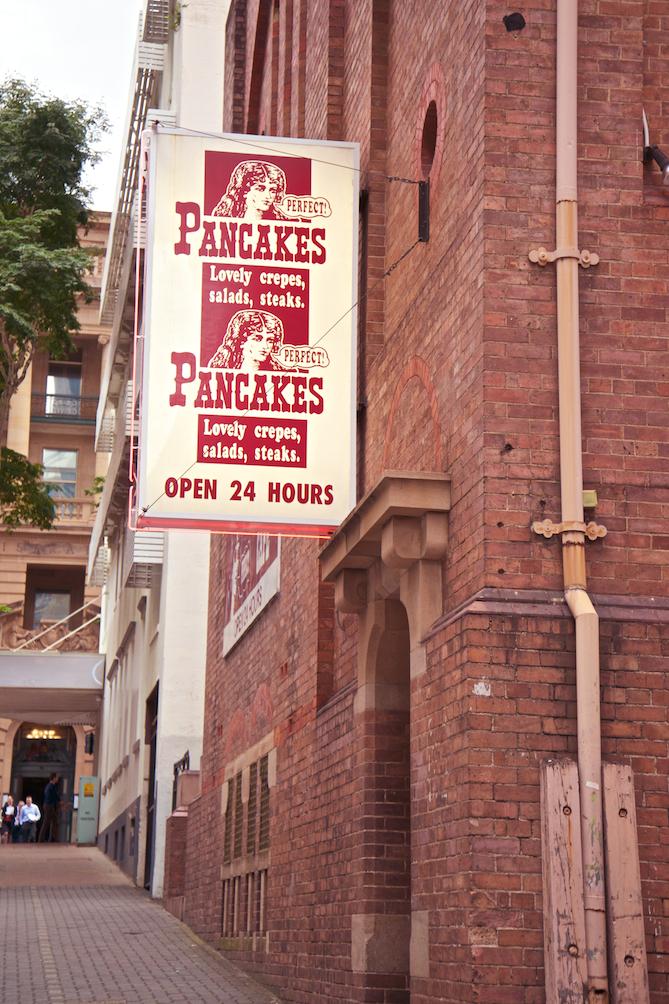 Pancake Manor, Brisbane Australia | NaomiVanDoren.com
