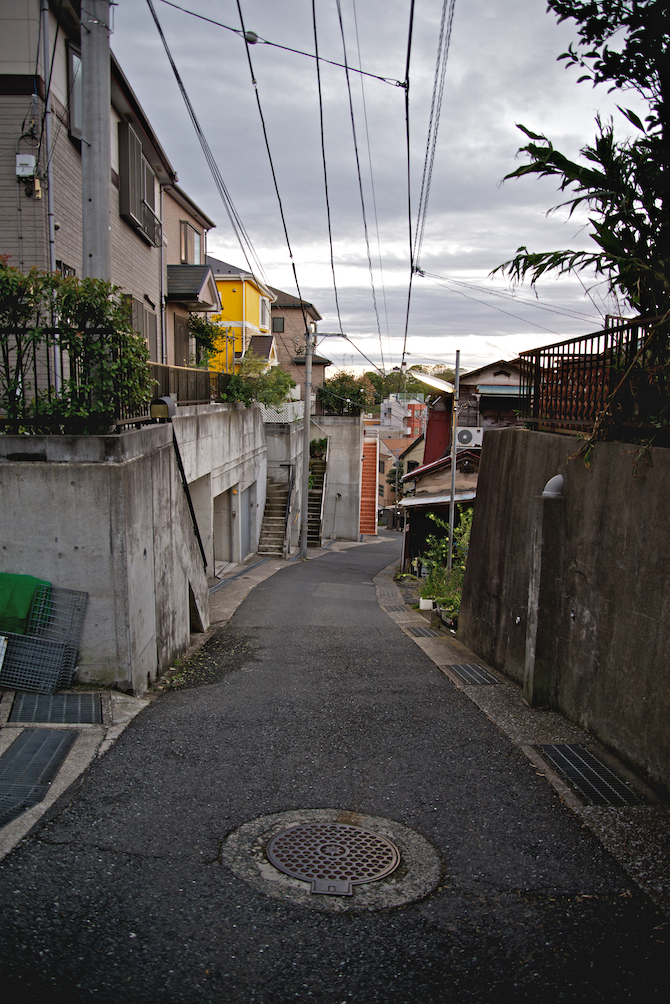 An October Walk, Yokosuka,Japan | NaomiVanDoren.com