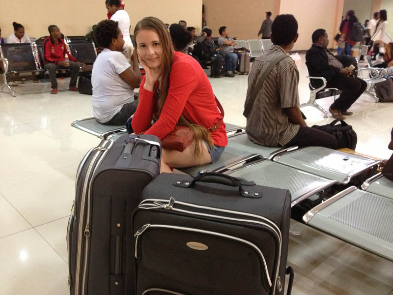 Airport Sentani Indonesia Trip Kuta Bali-Naomi-VanDoren