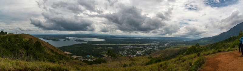 McAurthur-Hill-panoramic-view-Sentani-Papua-Indonesia-Naomi-VanDoren