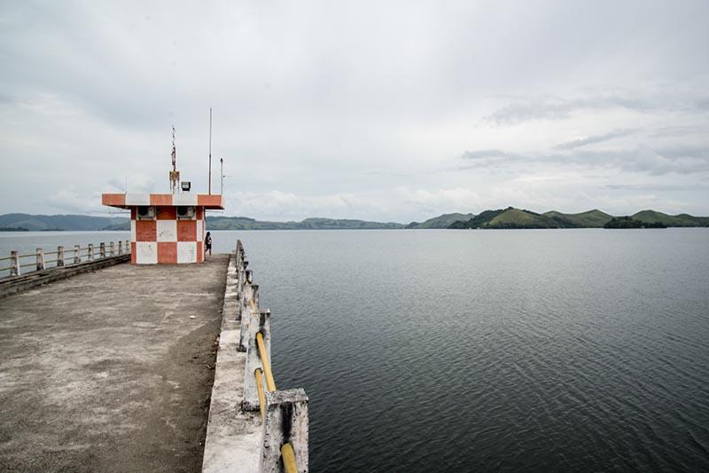 airport lake sentani papua Indonesia Naomi VanDoren