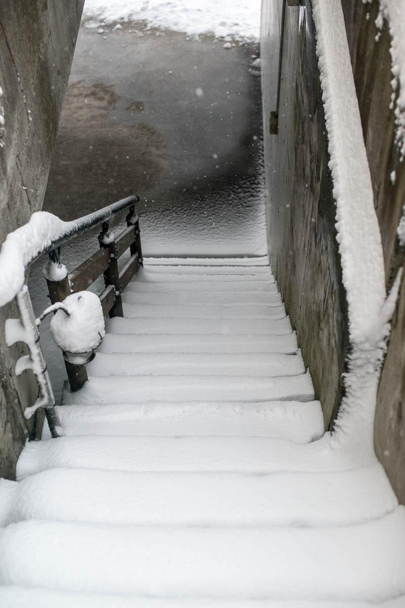 Snow Day Japan Naomi VanDoren
