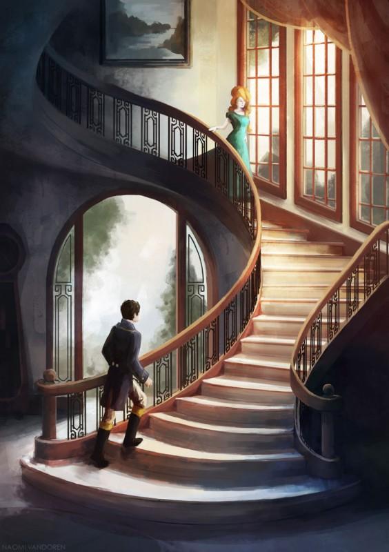 Staircase3-naomi vandoren web-800