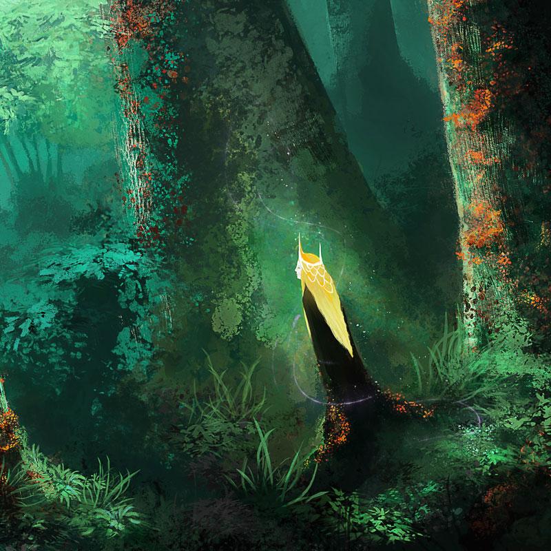 Forest-Queen-Fantasy-Ditital-Painting-Naomi-VanDoren-detail1.jpg