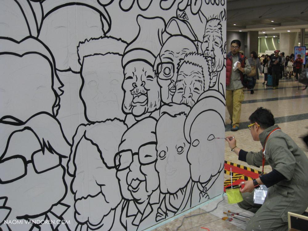 design festa tokyo japan art show naomi vandoren-35.jpg