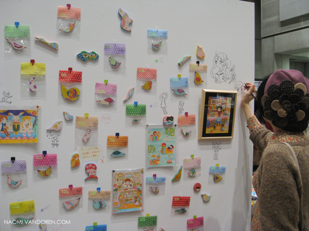 design festa tokyo japan art show naomi vandoren-17.jpg