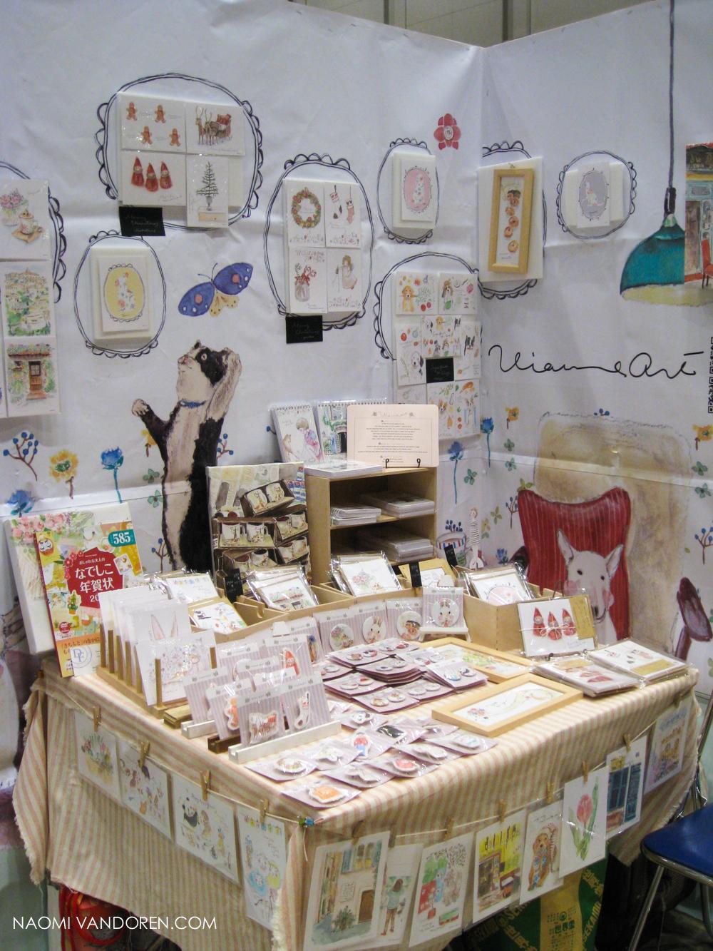 design festa tokyo japan art show naomi vandoren-3.jpg