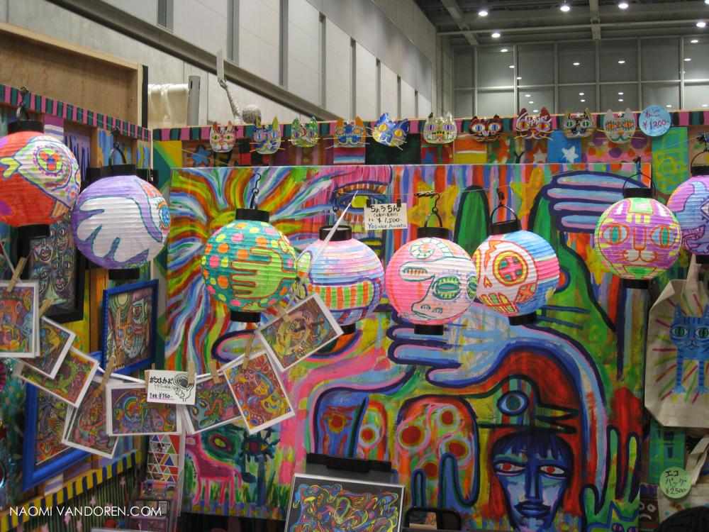 design festa tokyo japan art show naomi vandoren-64.jpg