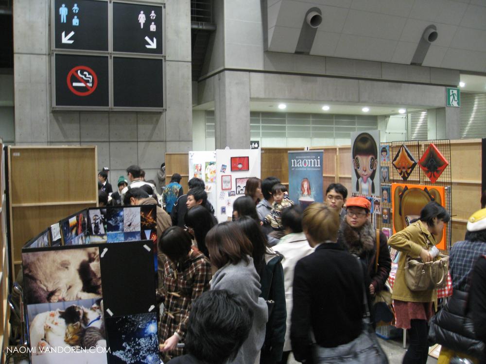 design festa tokyo japan art show naomi vandoren-40.jpg