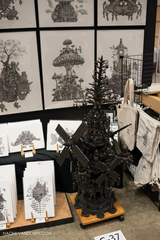 design festa tokyo japan art show naomi vandoren-60.jpg