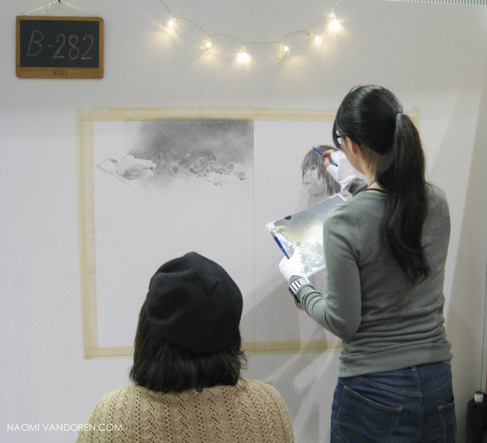 design festa tokyo japan art show naomi vandoren-13.jpg