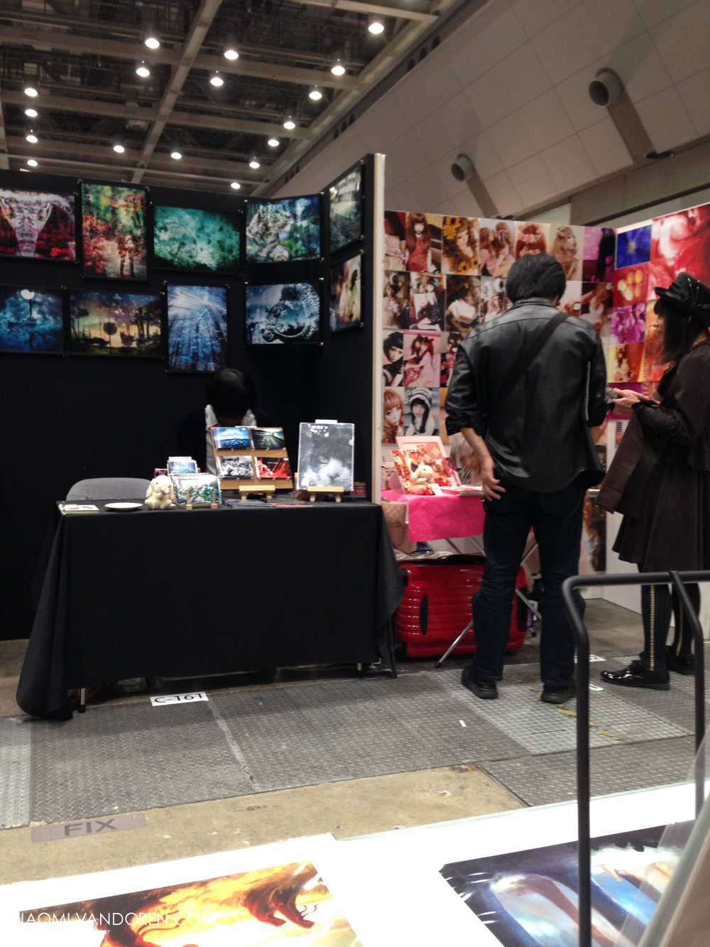 design festa tokyo japan art show naomi vandoren-42.jpg