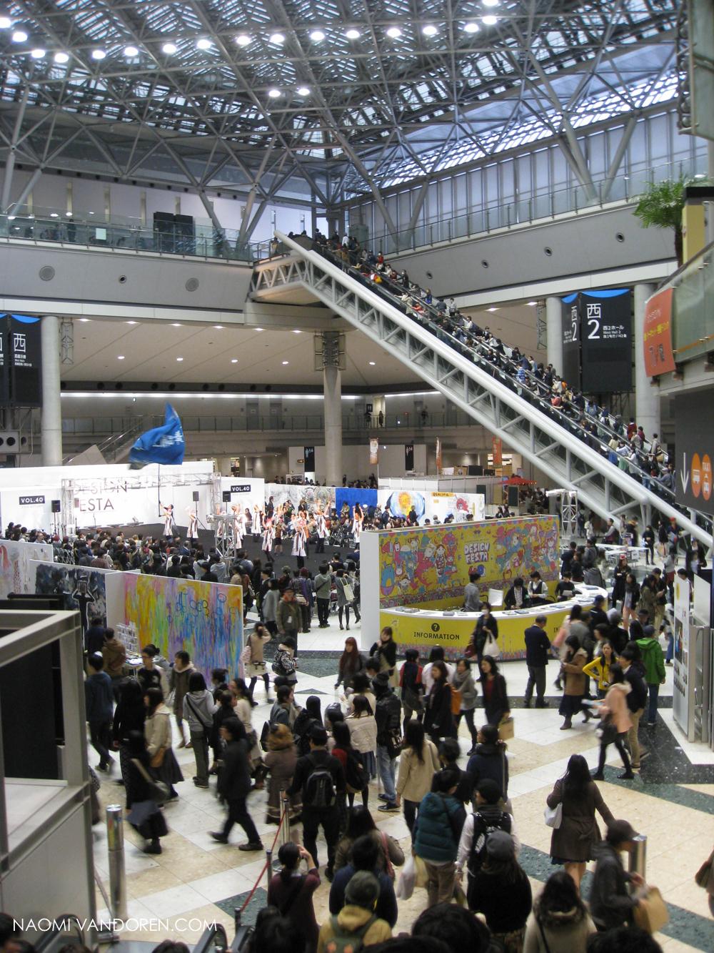 design festa tokyo japan art show naomi vandoren-34.jpg
