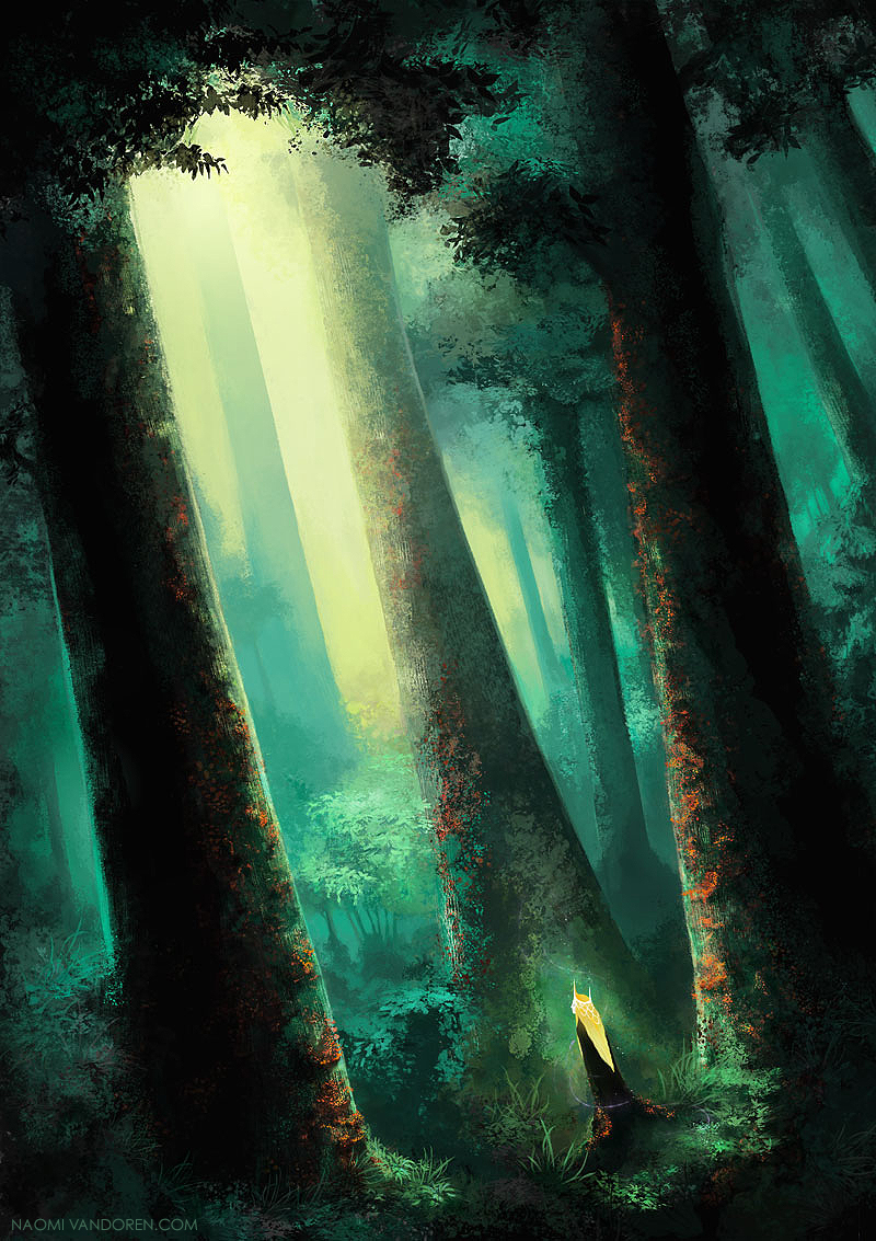 """Forest Queen""    2014  