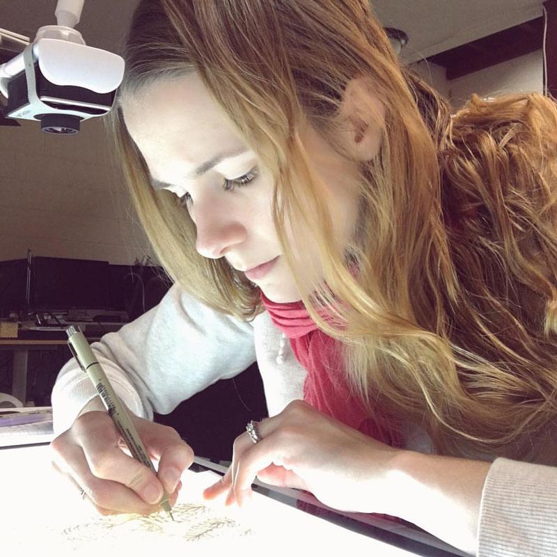 the-book-of-spells-Naomi-VanDoren-transfering-sketch.jpg
